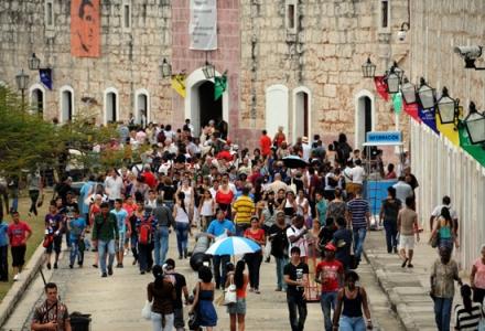 XXII Feria Internacional del Libro Cuba 2013. Foto: Ladyrene Pérez