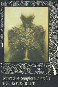 Narrativa completa vol.1 - H. P. Lovecraft