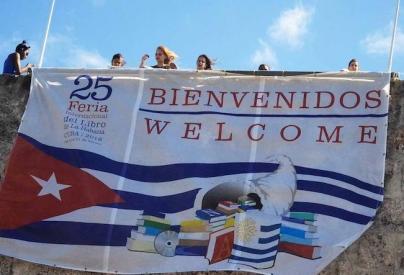25 Feria Internacional del Libro de La Habana 2016