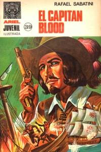 Portada del libro: El Capitán Blood