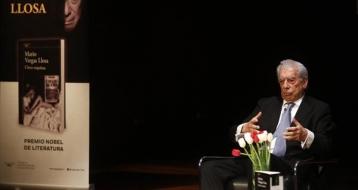 Foto del escritor Mario Vargas Llosa