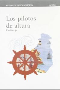 Portada del libro: Los pilotos de altura