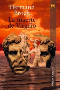 Portada del libro: La muerte de Virgilio