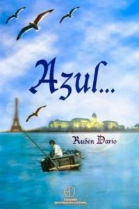 Portada del libro: Azul... de Rubén Darío