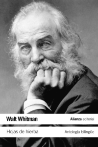 Portada del libro: Hojas de hierba de Walt Whitman