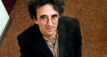 Escritor chileno Roberto Bolaño