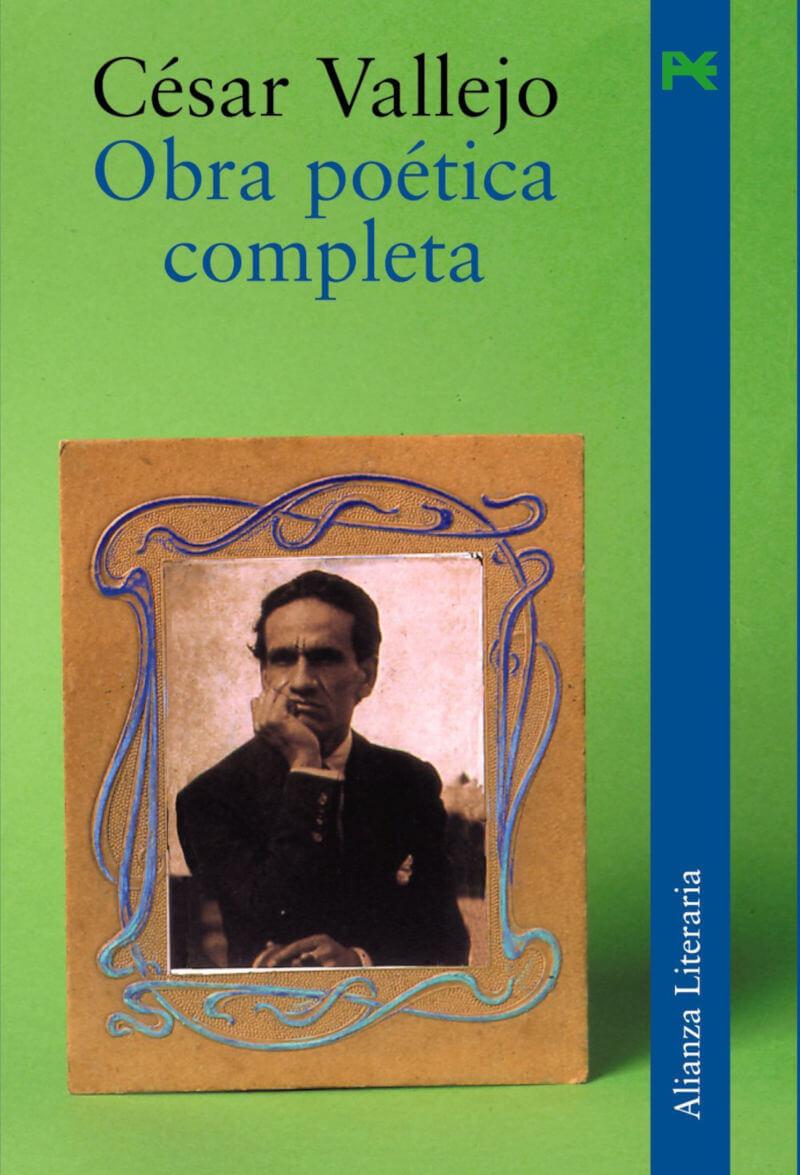 Obra poética completa, de César Vallejo - Libros