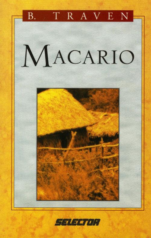 Macario, novela de Bruno Traven