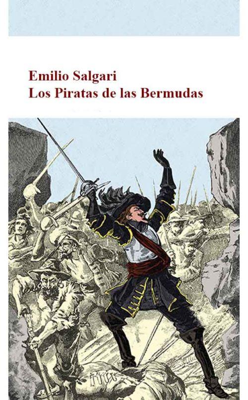 Los Piratas De Las Bermudas Emilio Salgari Libros