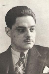Poeta mexicano Bernardo Ortiz de Montellano
