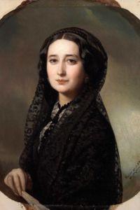 Poeta española Carolina Coronado