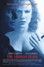 Película: La mancha humana