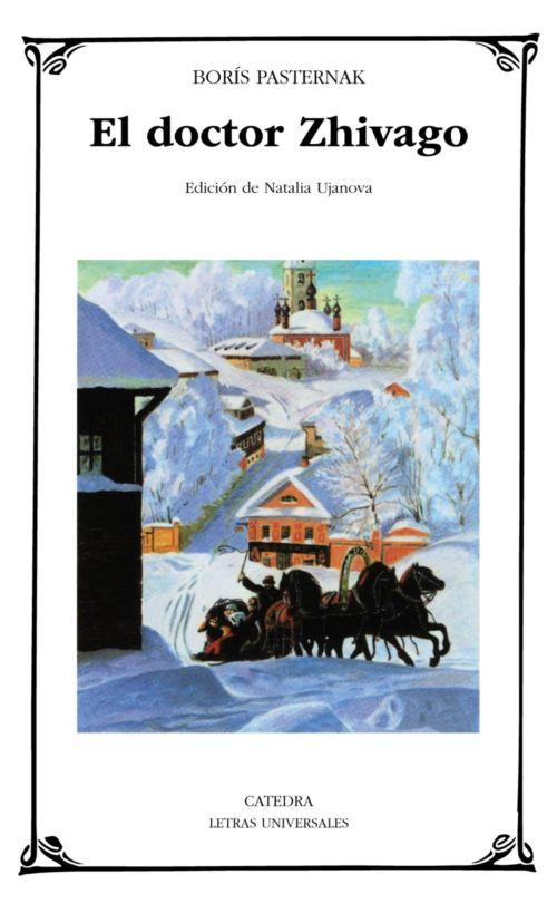 Doctor Zhivago - Borís Pasternak - Libros