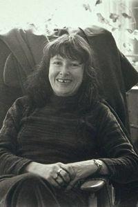Poeta estadounidense Denise Levertov