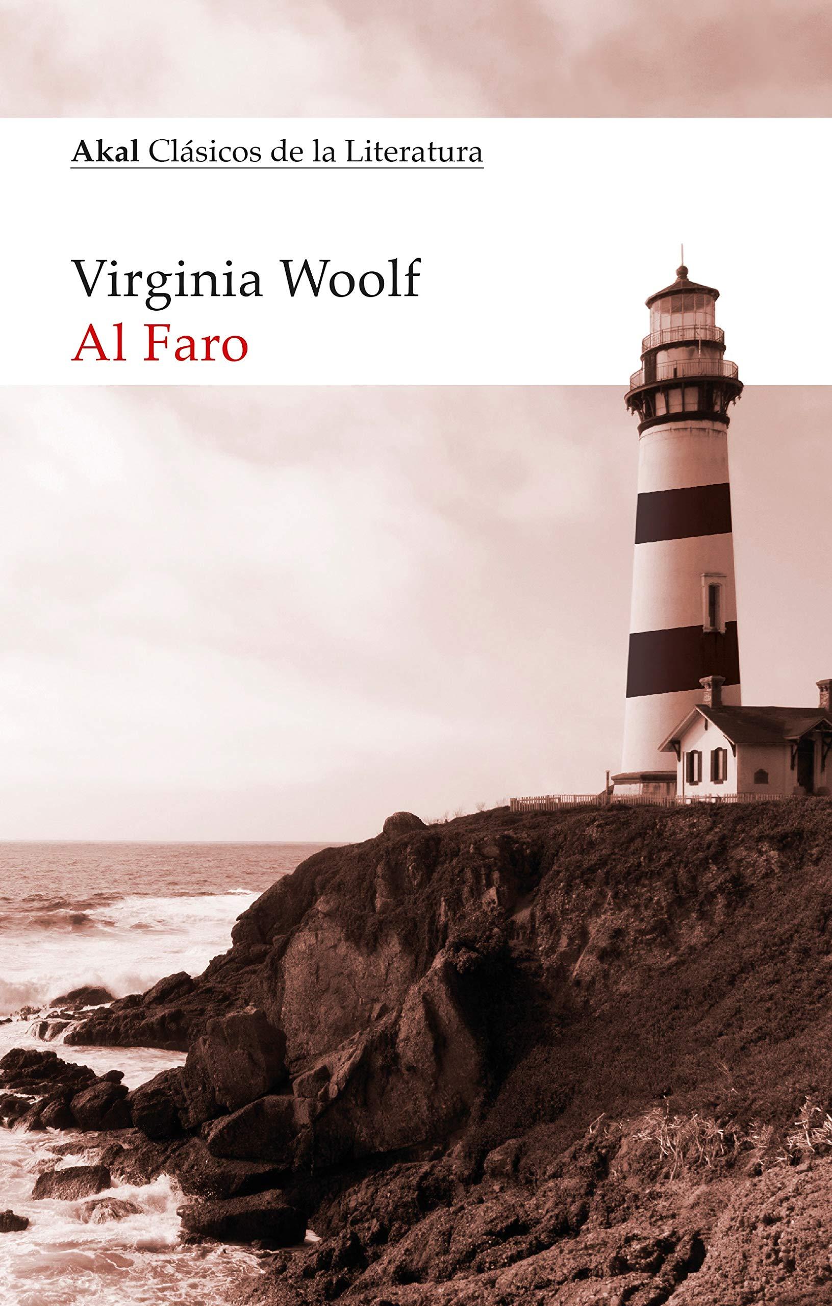 Al Faro Virginia Woolf Libros